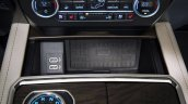 2018 Ford Expedition storage bin with wireless charging pad