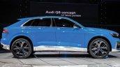 Audi Q8 concept profile
