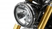 BMW R nine T machined parts by Roland Sands headlight cover