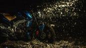 Bajaj Dominar 400 custom wrap by Knight Auto Customizer side