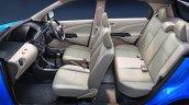 Dual tone Toyota Etios Liva launched cabin