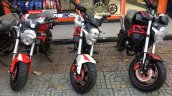Ducati Monster copy Monster 110 from Vietnam front