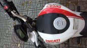 Ducati Monster copy Monster 110 from Vietnam fuel tank