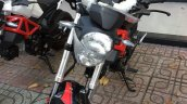 Ducati Monster copy Monster 110 from Vietnam headlamp
