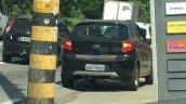 Ford Ka Trail black spy shot