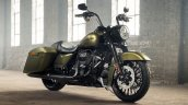 Harley Davidson Road King Special front three quarters