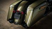 Harley Davidson Road King Special saddle bags
