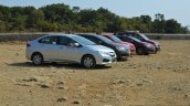 Honda City AT Lion Point parking lot from Myles Pune travelogue