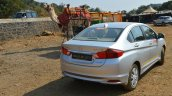 Honda City AT camel from Myles Pune travelogue