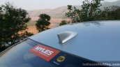 Honda City AT lavasa road from Myles Pune travelogue