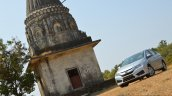 Honda City AT lonavla temple from Myles Pune travelogue