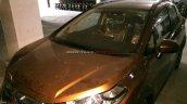 Honda WR-V exterior spy shot