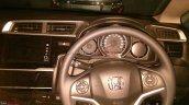 Honda WR-V interior spy shot