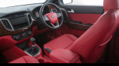 Hyundai Creta by DC Design interior