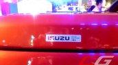 Isuzu D-Max X-Series Isuzu genuine accessories by icl badge
