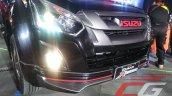 Isuzu D-Max X-Series front fascia