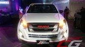Isuzu D-Max X-Series front
