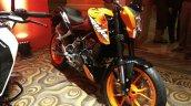 KTM Duke 200 India launch orange