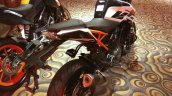 KTM Duke 250 India launch rear three quarter