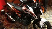 KTM Duke 250 India launch side