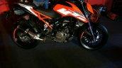 KTM Duke 250 side profile at launch