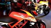 KTM Duke 390 fuel tank