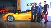 Lamborghini Huracan RWD Spyder profile