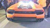 Lamborghini Huracan RWD Spyder rear