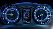 Maruti Baleno RS instrument cluster press image