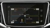 Maruti Baleno RS touchscreen press image