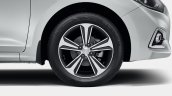 Next-gen 2017 Hyundai Solaris (2017 Hyundai Verna) wheel revealed