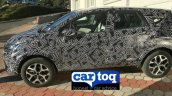 Renault Captur (Renault Kaptur) profile spy shot
