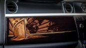 Rolls-Royce Phantom final unit Marquetry