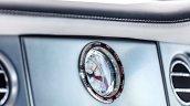 Rolls-Royce Phantom final unit clock
