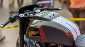 Royal Enfield Classic 500 Steroid 540 fuel tank