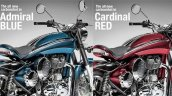 Royal Enfield DC2 Carbon Shot Admiral blue