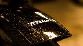 Royal Enfield Thunderbird 350 Gold Stone Eimor Customs front fender