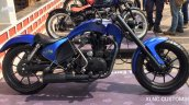 Royal Enfield Thunderbird Blue Evo by XLNC Customs side