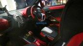 Tata Tamo C-Cube Concept interior photographed