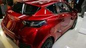 Tata Tamo C-Cube Concept rear quarter photographed