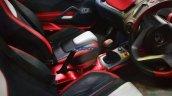 Tata Tamo C-Cube Concept seats photographed