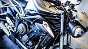 Triumph Street Triple RS faring and engine