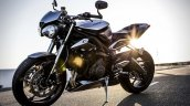 Triumph Street Triple RS front three quarter