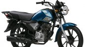 Yamaha Crux Rev blue front three quarter