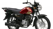 Yamaha Crux Rev red front three quarter
