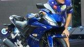 Yamaha R15 v3.0 Thailand Maverick Vinales front three quarter headlamp