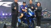 Yamaha R15 v3.0 Thailand Maverick Vinales front