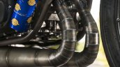 Yamaha RD350 Falcon by Moto Essence exhaust pipes
