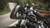 Yamaha RD350 Falcon by Moto Essence front nose