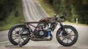 Yamaha RD350 Falcon by Moto Essence side